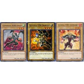 Combo Yugioh 59 Cartas Elemental Cards de Card Games YuGiOh no Mercado Livre Brasil
