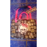 Mochila Porta Laptop Monster High Mattel 2012