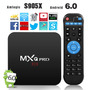 Smart Tv Box Mxq Pro 4k Android 6.0 Quad-core 64bits 2.0 Ghz