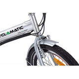Bicicleta Eletrica Cyclamatic Foldaway