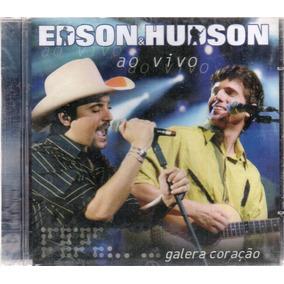 Cd Edson & Hudson Galera Coração (original E Lacrado)