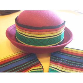Sombrero Coya Niños Adultos