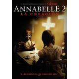 Pelicula Dvd Annabelle 2 La Creacion Stock Original Cerrado