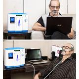 Generador Oxígeno Puro 90% 6lt/min +control Remoto +oximetro