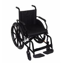 Cadeira De Rodas H101 Dobravel Confortavel Luxo Cds