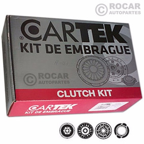 Kit Clutch Audi A3 1.8 Turbo 1998 1999 2000 2001 Solido Ctk