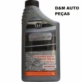 10w30 Mineral 1l Óleo Honda Sae 10w30