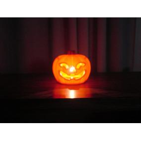 Dia De Muertos Halloween Terror Calavera Calabaza Lampara