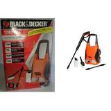 Hidrojet - Hidrolavadora Black And Decker 1500w 1740 Psi