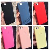 Capinha Capa Case Silicone Iphone 5 Se 6 6s 7 8 X Plus Color