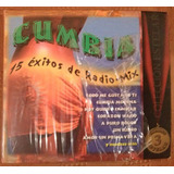 Cd 15 Éxitos Mix Excelentes Cumbias-int. Grupo Verdugo