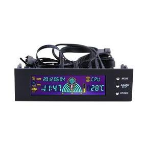 Controlador De Fan Cooler E Temperatura 3 Canais Lacrado