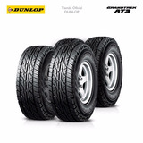 Kit X4 31x10.5 R15 Dunlop Grandtrek At3 + C/retiro+de50 Suc