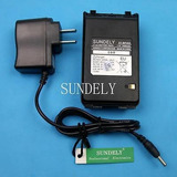 Pack De Baterías Li-ion Bp-265 + Cargador Para El Ic-v80 De