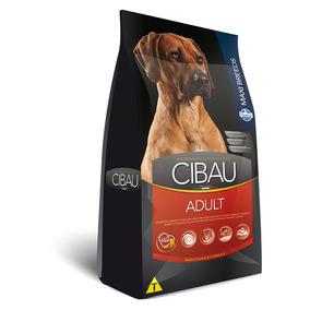 Ração Cibau Maxi Breeds Para Cães Adultos De Raças Grand