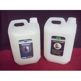 Shampoo Seda Profesional Peluqueria+ Acondicionador 5 Litros