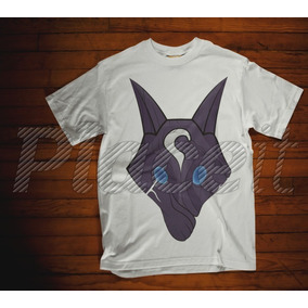 Camiseta Kindred Wolf - League Of Legends