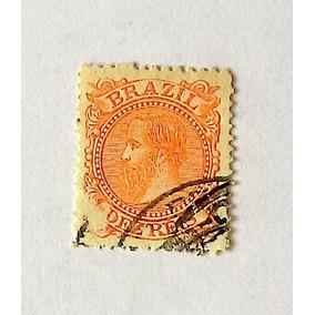 52 Imperio Dom Pedro Cabeça Grande 10 Reis 1885 Rhm Us$ 8,00