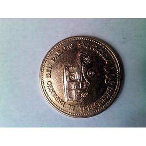 Moneda De 300 Morocotas Los Aleros El Espanto Del Pàramo