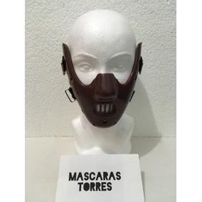Hannibal Lecter Mascara Bozal Envío Gratis