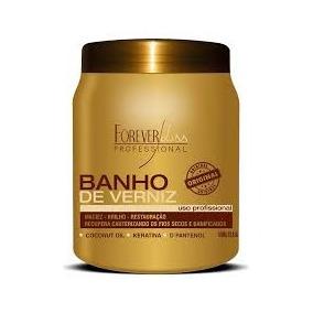 Forever Liss Banho De Verniz Brilho Hidratante 1kg.