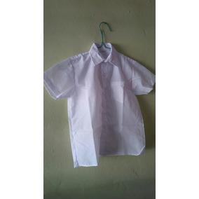Camisa Escolar Y Preescolar (educación Inicial) Talla 4 Y 6