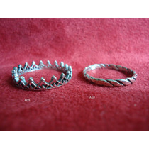 Aneis De Prata 925 Estilo Pandora, Vários Modelos.