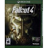 Fallout 4 Xbox One + Fallout 3 Nuevo Sellado Envío Gratis