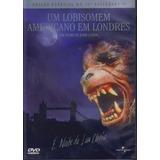 Dvd Um Lobisomem Americano Em Londres Original Lacrado
