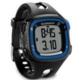 Reloj Gps Garmin Forerunner 15 Fr15 Negro Con Azul Envío 2