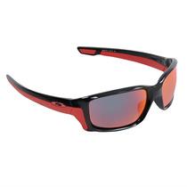 Óculos Masculino Oakley Straightlink Polished Black Torch Ir