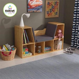 Librero Y Sillón - Natural Kidkraft