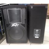 Peavey Pv115 Parlante Caja Pasivo 800w Par Sound Solutions