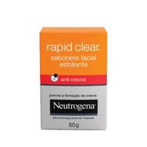 Sabonete Facial Neutrogena Esfoliante Anti-cravo