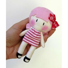 Mini Muñecas De Trapo Para Cotillones Fiesta Infantil