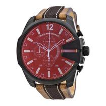 Relógio Diesel Todo 4305 Couro Promoção Original Garantia