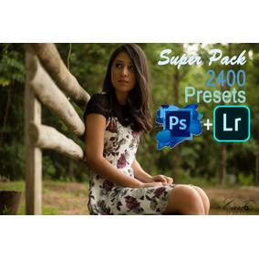 Super Pack Com 2400 Presets Para Lightroom/acr