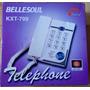 Telefono Mesa Bellesoul Kxt-799 Con Bloqueador De Llamadas