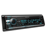 Kenwood Excelon Kdc-x701 Receptor De Cd Con Bluetooth Incorp