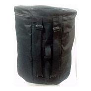 Capa Bag  Para Surdo Surdão De Samba 18 X 60 Alca De Costas