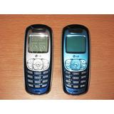 Telefono Celular Basico Lg Cdma