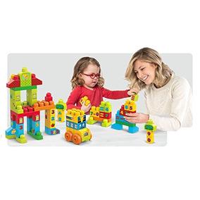 Mega Bloks Construir