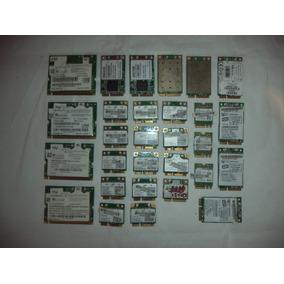 Tarjetas De Red Wi-fi Para Laptos Y Mini Laptops Usadas