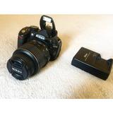 Cámara Nikon D3100 Digital Srl Con Accesorios Y Envío Gratis