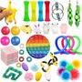 40PCS/set-Rainbow Round