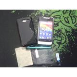 Kit Motorola Razr D1 Case Tpu E Brindes !!!!