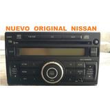 Estereo Nissan Nuevo Tiida Versa March Np300 Sentra Xtrail
