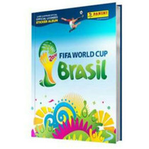 Album Copa Do Mundo 2014 Capa Dura