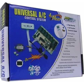Placa Universal Split 3 Veloc C/relay Qd-u03c+ Con Control