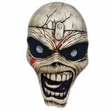 Máscara Mascote Do Iron Maiden Eddie